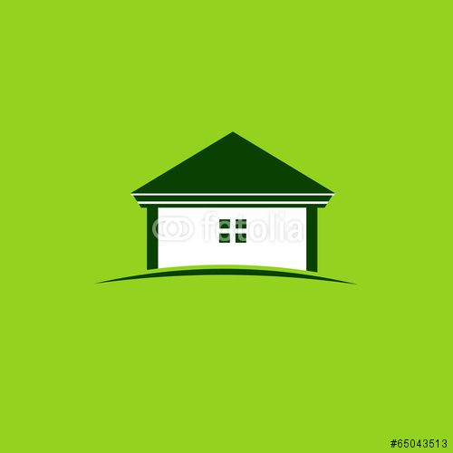 Green house image logo | Green house images, Real estate ...