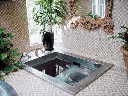 Breathtaking Indoor and Outdoor Spa Design Ideas by Diamond Spas ...