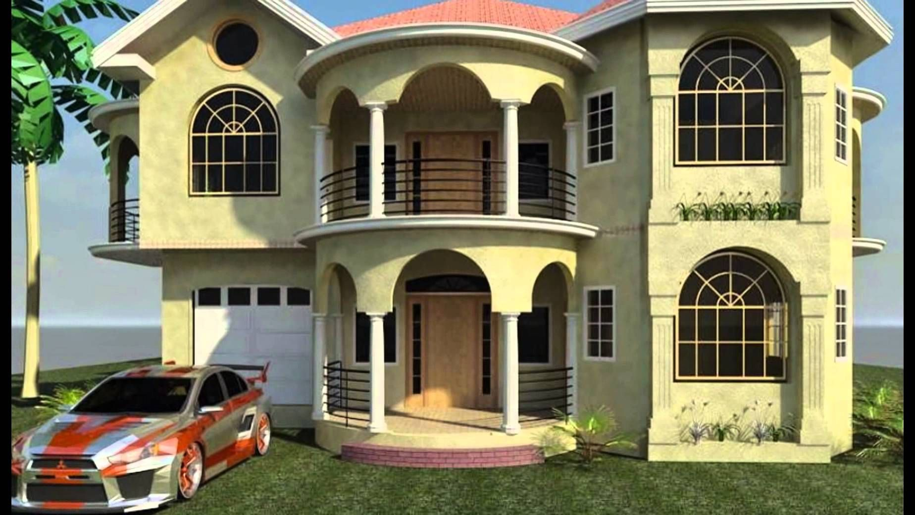 Amazing Designs Montego Bay Jamaica Architect Necca Constructions Youtube House Design Cheap Houses For Sale My House Plans