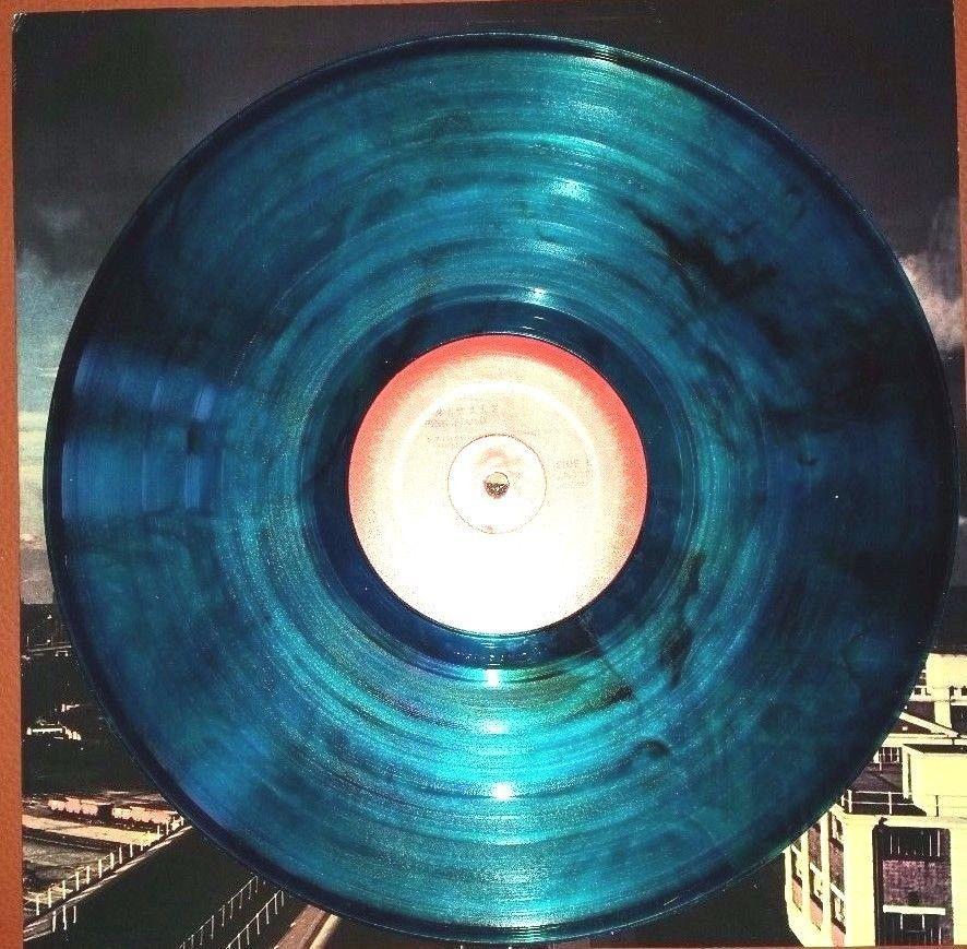 Pink Floyd Animals Marbled Metallic Blue Colored Vinyl Import Lp New Vinyl Vinyl Records Pink Floyd Animals