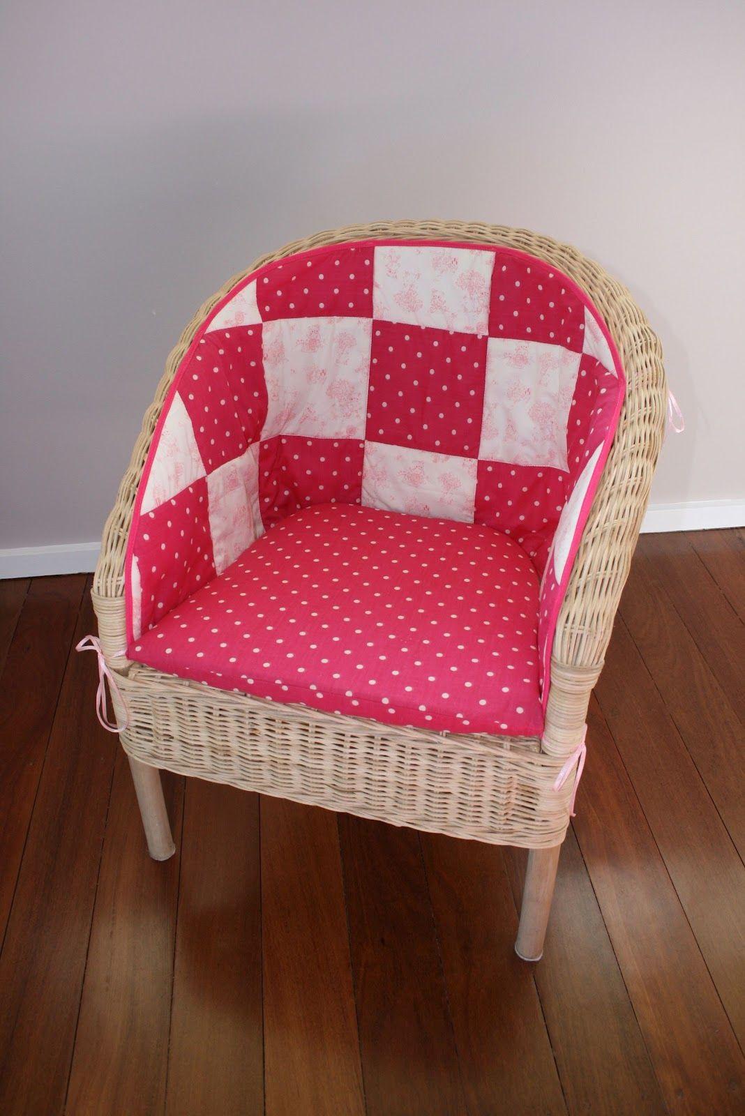 Liese & Alyssa Ikea AGEN Children's Armchair Cover