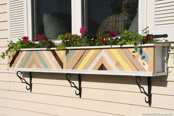 Decorating Window Planter Box Ideas Stoney Creek Design