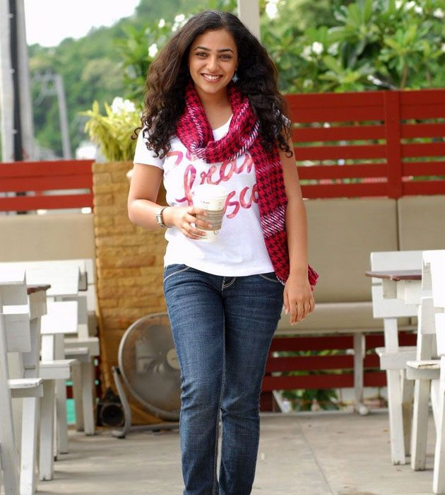 #NithyaMenon aims Number One Spot!