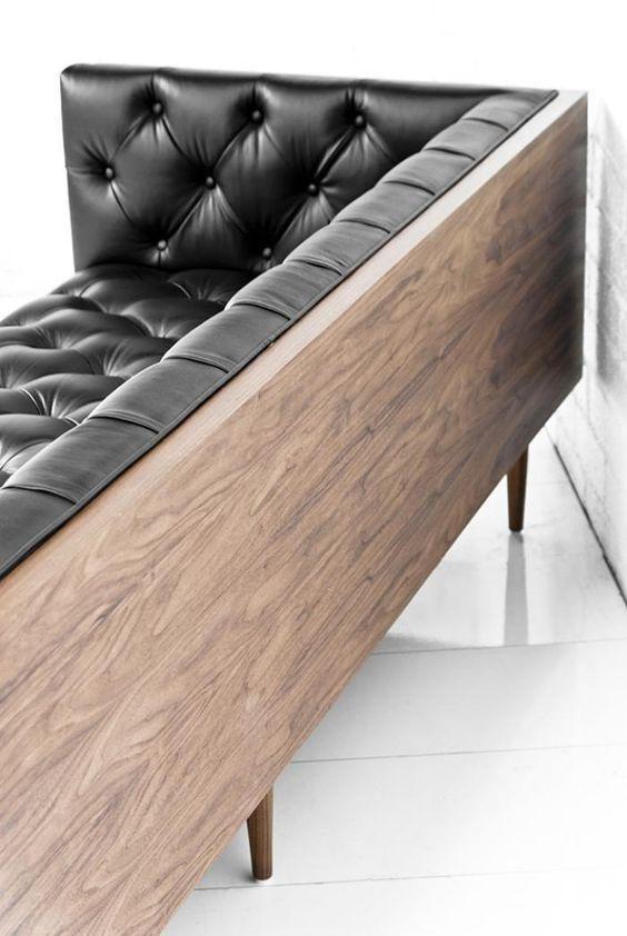 sofá de couro 70 modelos incríveis na decoração sofa bulous in