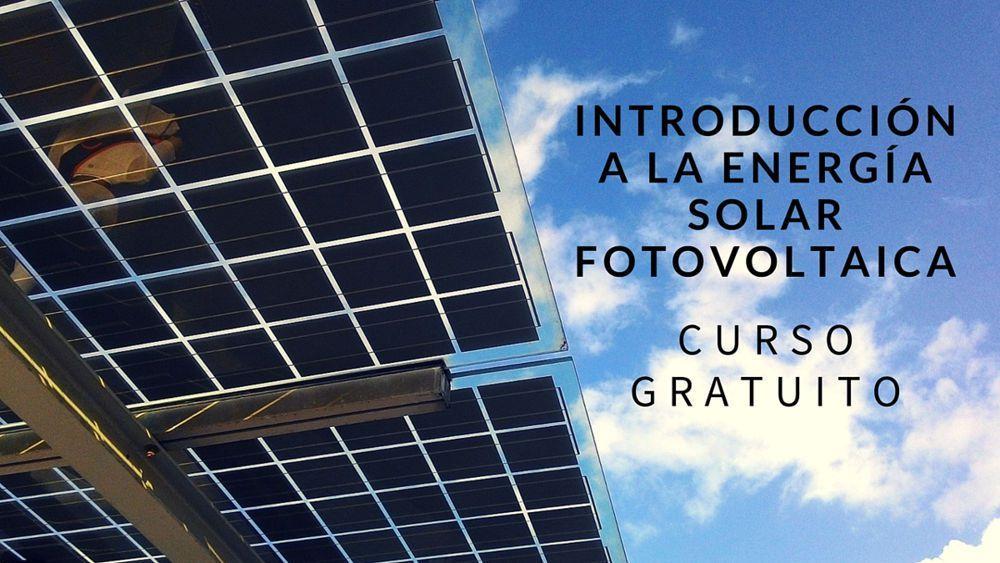 Introducción a la Energía Solar Fotovoltaica … | Pinteres…