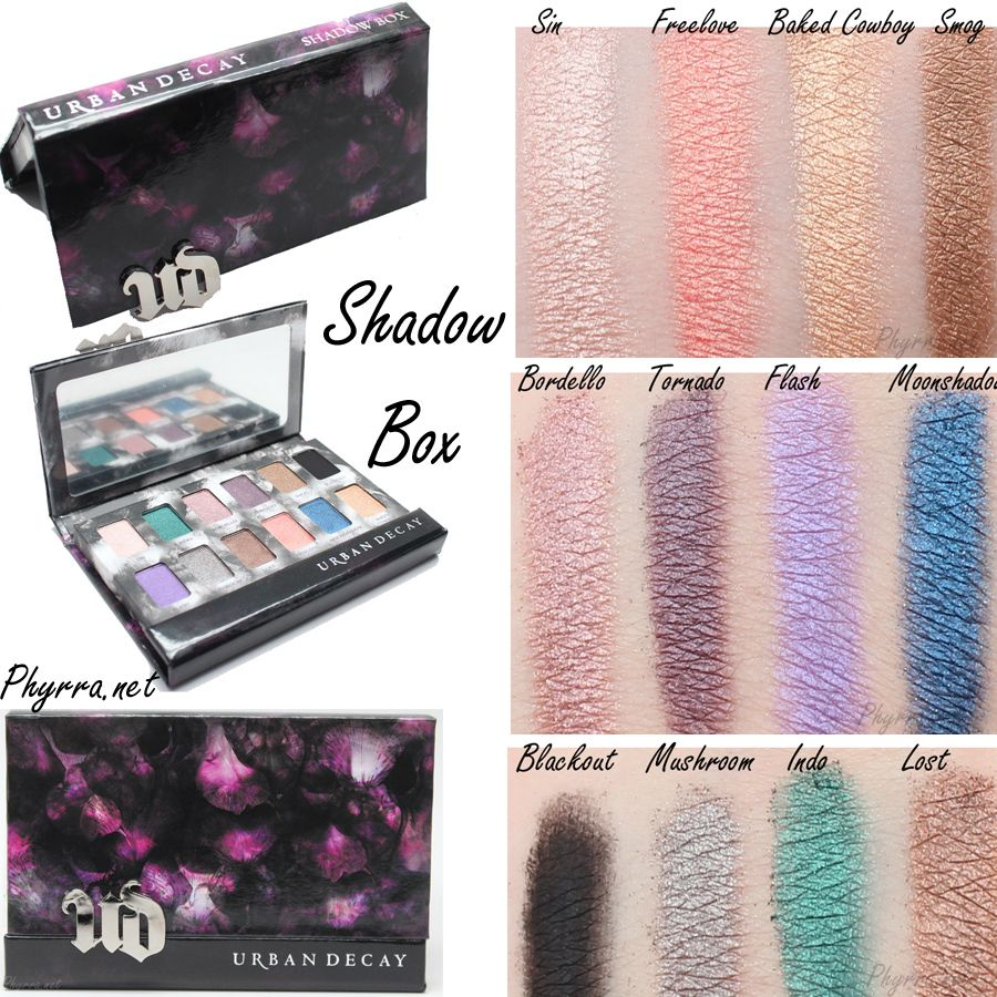 Nocturnal Shadow Box by Urban Decay #16