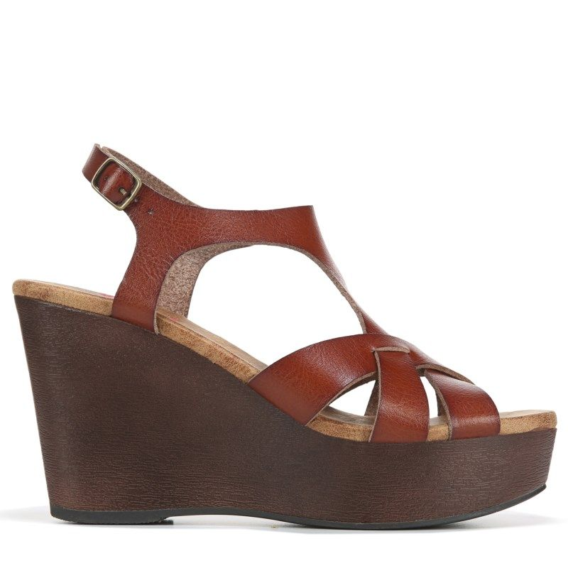 Women's Molaki Wedge Sandal | Womens slippers, Wedge sandals