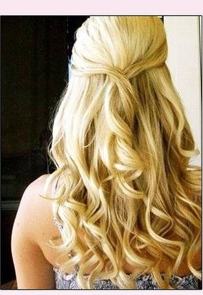 40 Prom Hairstyles For 2021 Pretty Designs Half Up Hair Hair Styles Prom Hairstyles For Long Hair