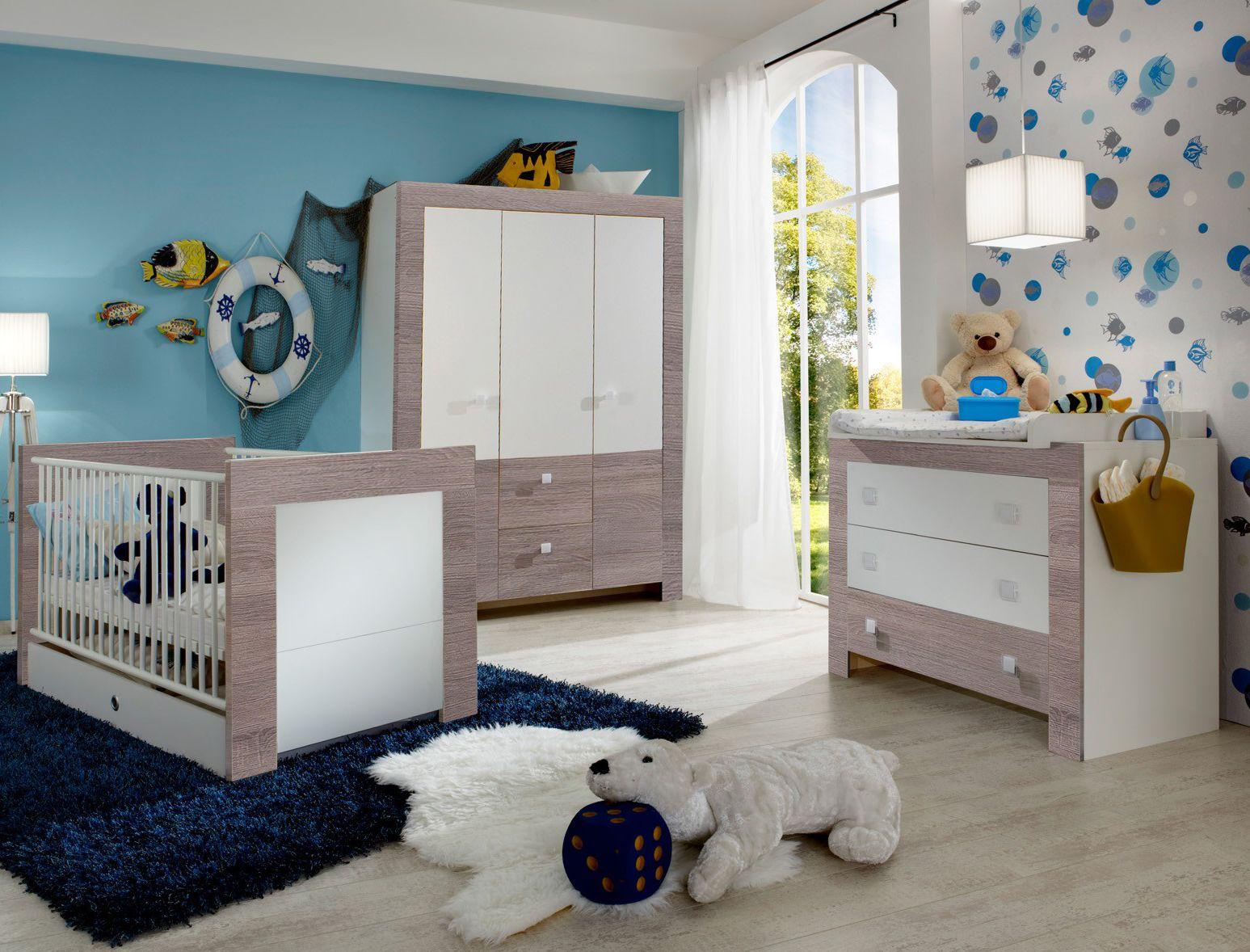 ROLLER Babyzimmer KIRA 324 - Möbel & Wohnen Online Shop ...