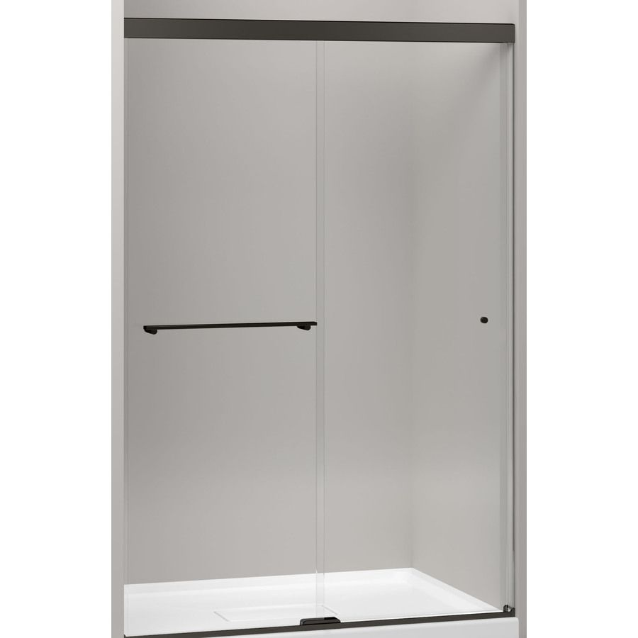Kohler Revel 44 625 In To 47 625 In Frameless Sliding Shower Door