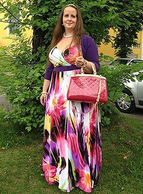 IGIGI by Yuliya Raquel Tropical Beauty Maxi Dress Curve Connection ...