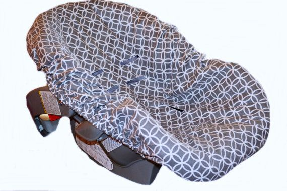 Infant Car Seat Cover Baby Liner Slipcover Gender Neutral