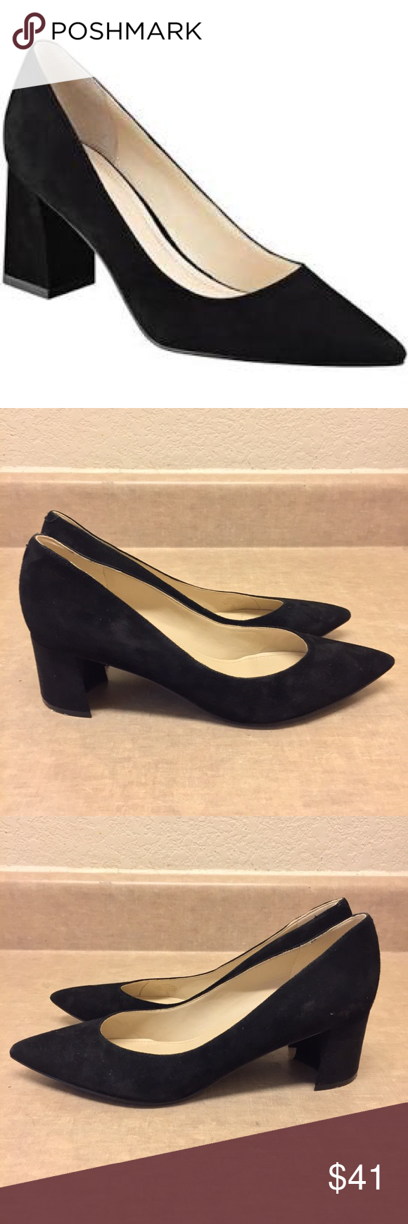 dc6cda026b10 👠Marc Fisher Caitlin Pumps👠 Pre-Owned like NEW! Excellent condition. No