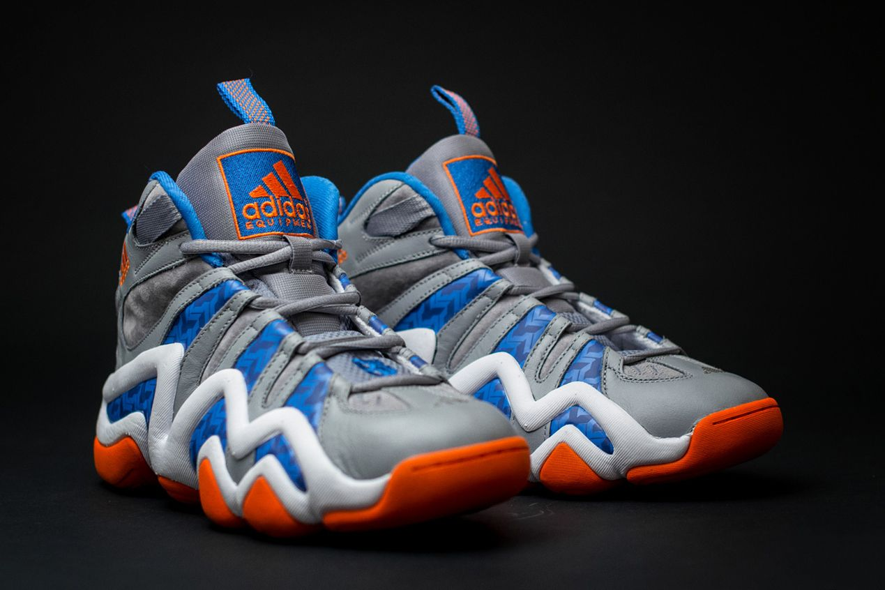 Adidas Crazy 8 PE New York Knicks Iman Shumpert Colorway