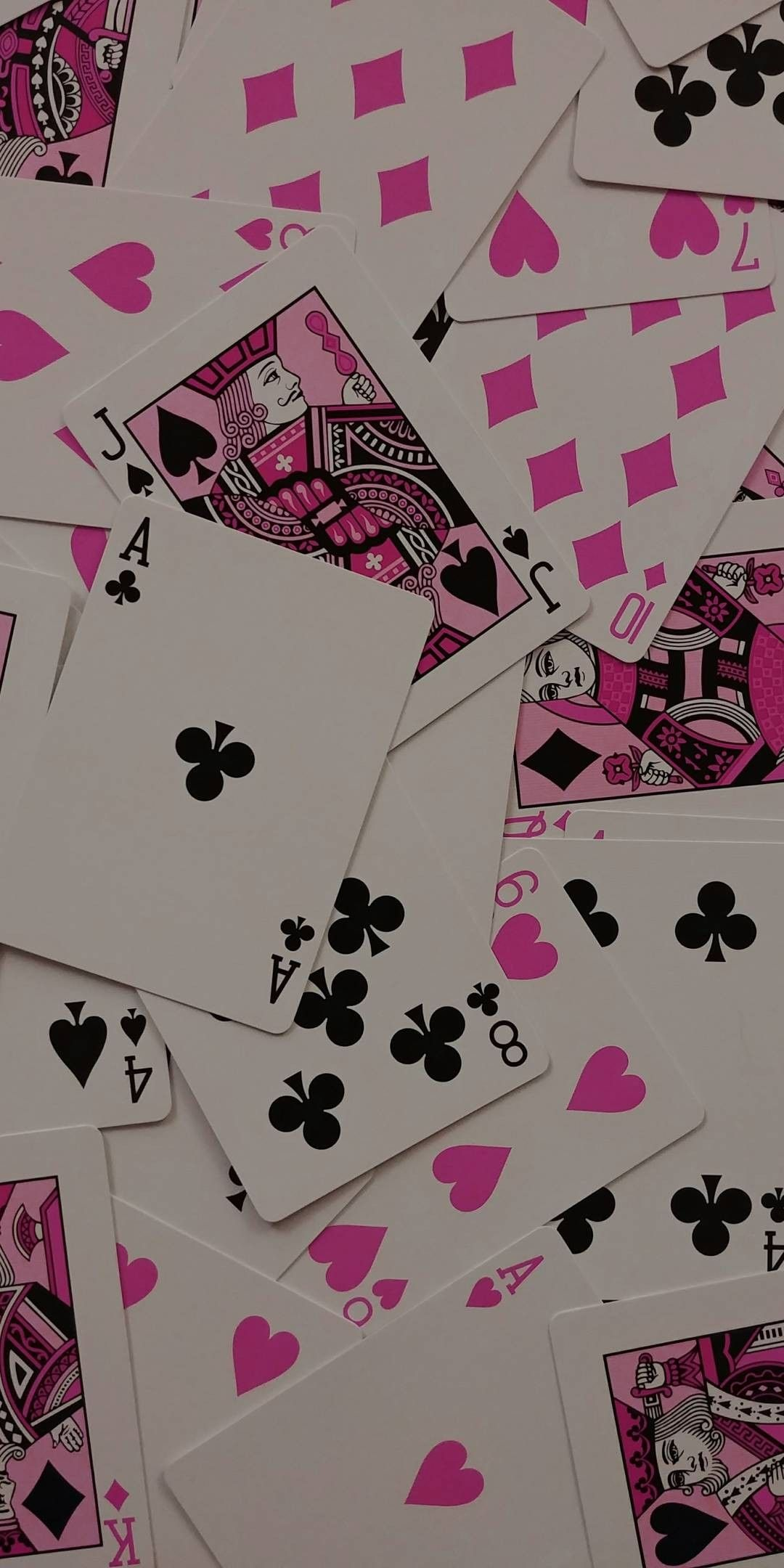 Cards in 2020 Pretty wallpapers, Pink wallpaper iphone