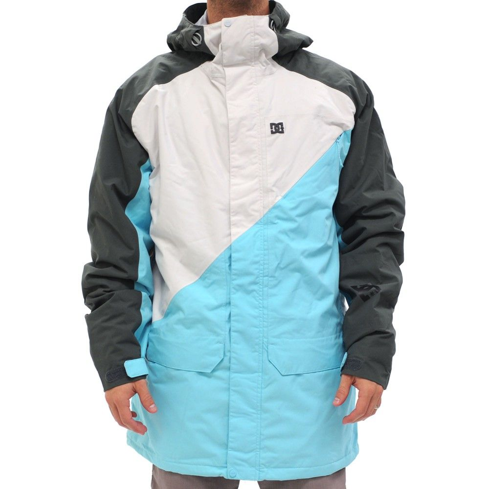 DC Nevado (Blue Radiance/Shadow) Men's Snowboard Jacket | Надо ...