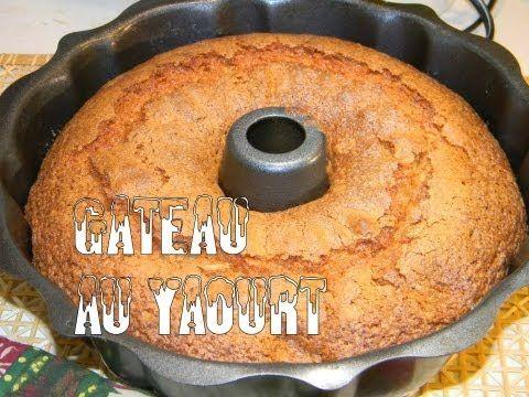 Recette De Cuisine Gateau Au Yaourt Facile Et Rapide How To Make