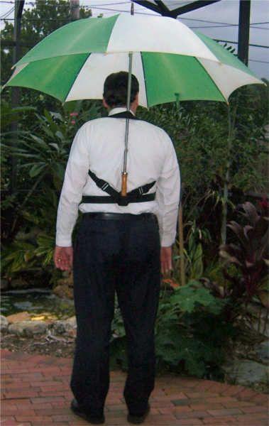 Hands Free Rain Sun Snow Umbrella Parasol Holder Umbrella Umbrellas Parasols Umbrella Holder