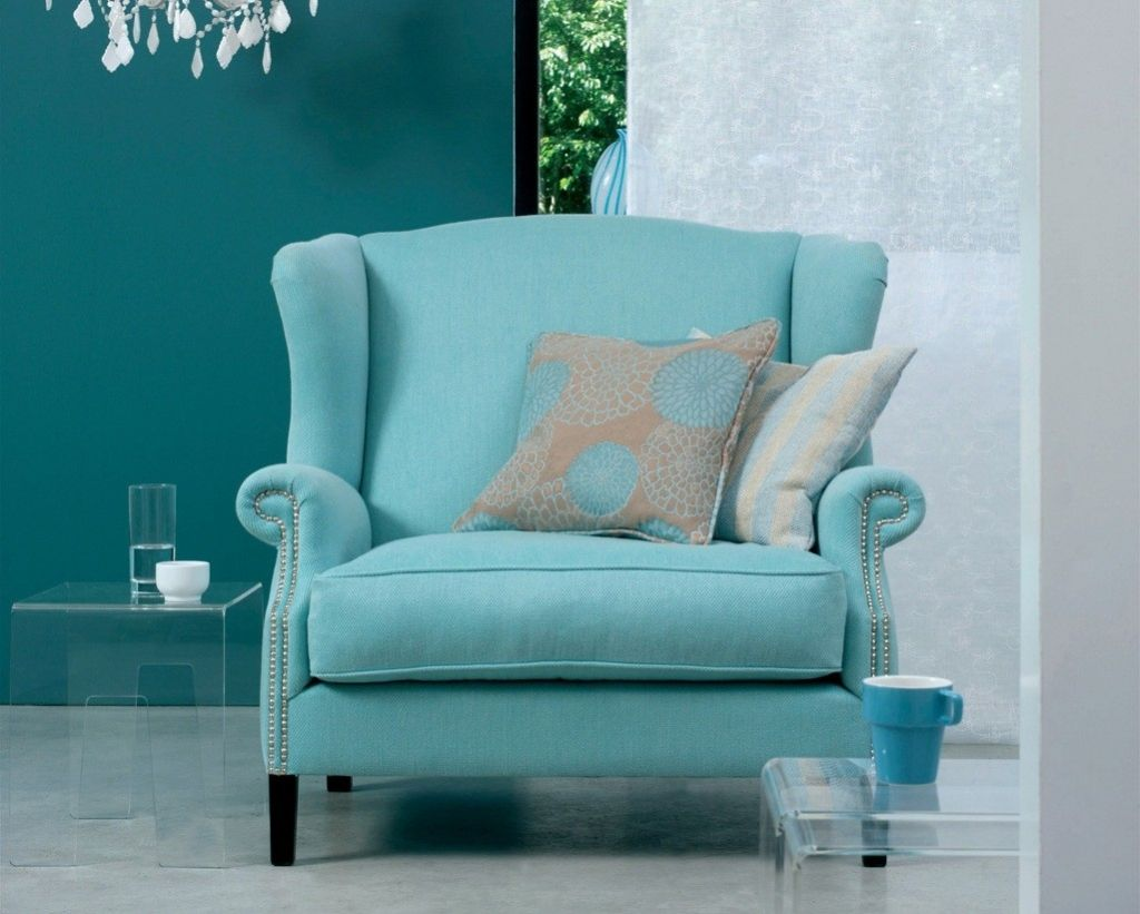 Cute Blue Accent Chairs For Living Room 20 Within Small
