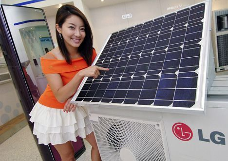 Solar Assisted Air Conditioning Comes To Market With Images Solar Air Conditioner Solar Solar Power Diy