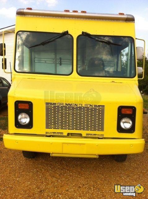 grumman olsen ice cream truck for sale in kentucky small 3 ride pinterest. Black Bedroom Furniture Sets. Home Design Ideas