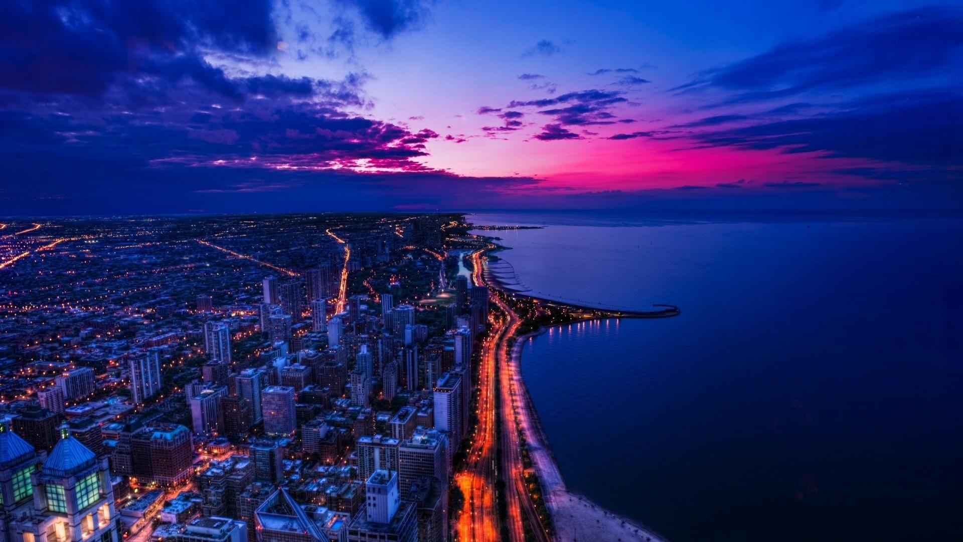 Sunset Wallpaper Hd 1920x1080 822151 Imagens De Fundo Fotografia De Paisagem Papel De Parede Da Cidade