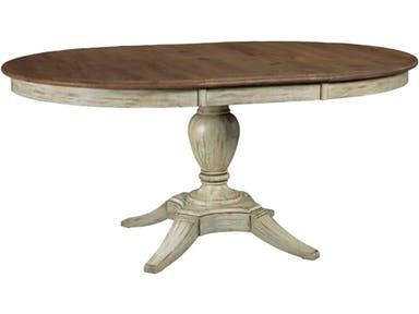 Weatherford Milford Round Dining Table Dining Table
