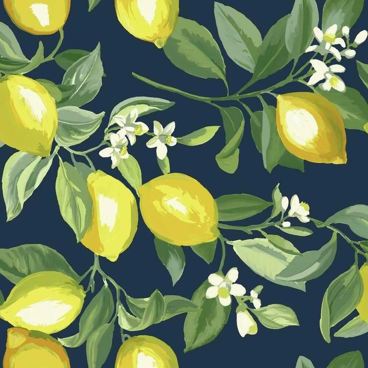 Lemon Zest Peel And Stick Wallpaper In 2021 Peel And Stick Wallpaper Wallpaper Wallpaper Roll