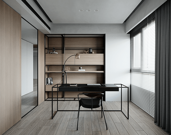 Modern Concept 01 Small Office Design Interior Office Interior Design Minimal Office Design