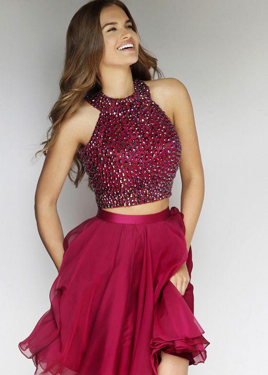 perrrty.com cute halter dresses (11) #cutedresses   Dresses ...