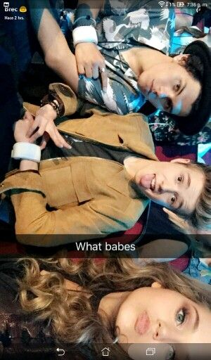 Brec Bassinger Snapchat