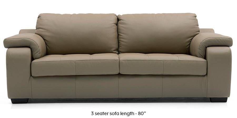Trissino Sofa Cuccino Italian Leather Added To Wishlist