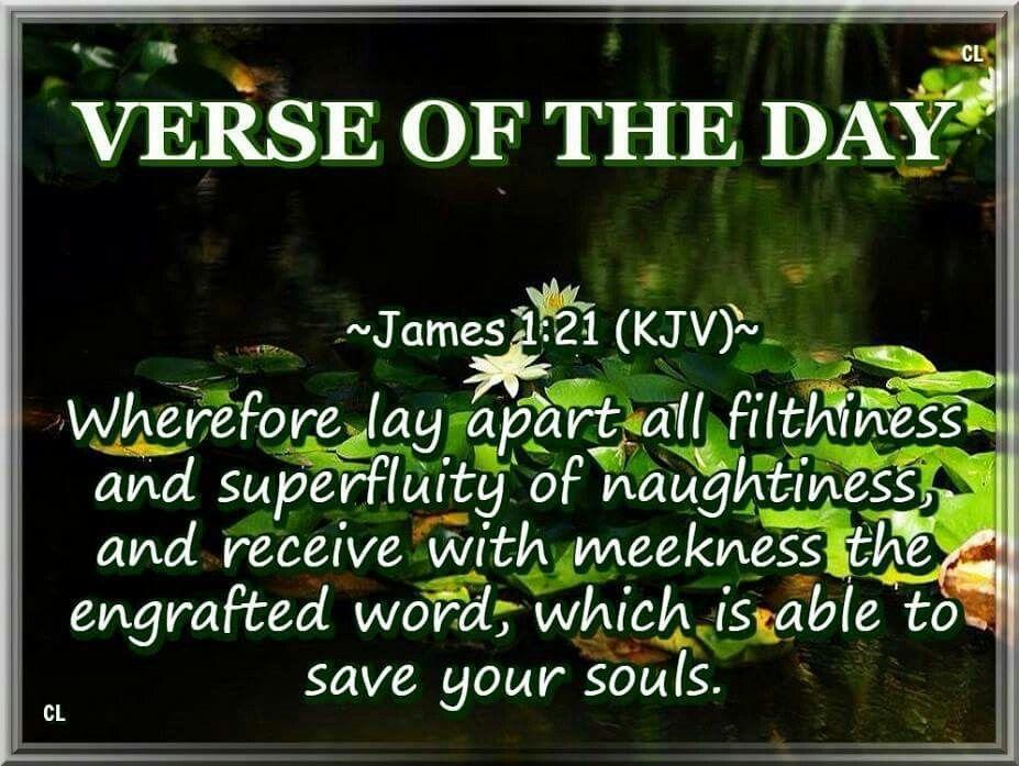 James 1:21 KJV