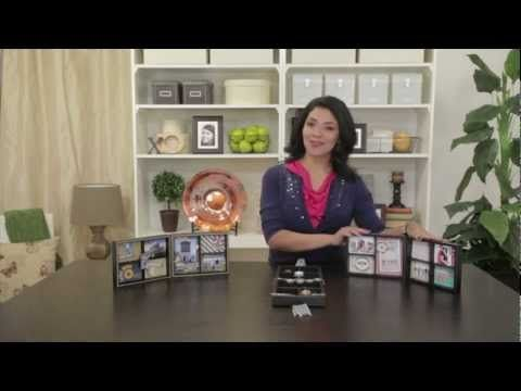 Another great shadow box idea. So versatile. Would look great next to the 12 x 12 shadow box.