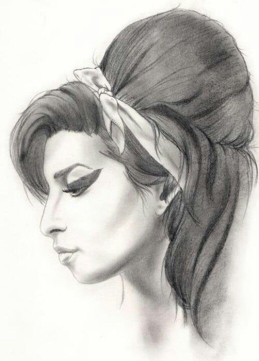 Amy Winehouse Drawings Drawing Amy Winehouse Tumblr Drawings
