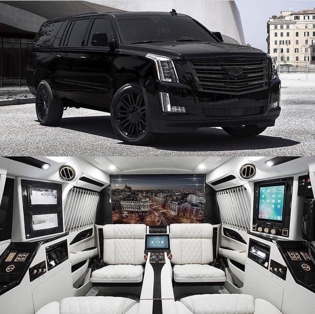 Future Interior Luxury Design: Dope SUV! Via @lexanimotorcars . . . . #luxcars