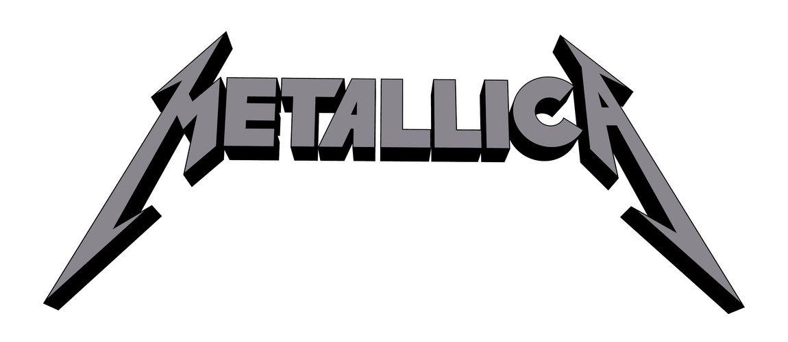 font metallica logo all logos world pinterest metallica and logos rh pinterest com metallica logo stencil metallic logos megapack fm 2017 torrent