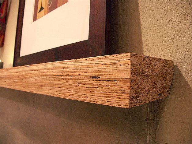 Modern Parallam Window Stools Custom Coffee Table Industrial Interior Design Wood Laminate