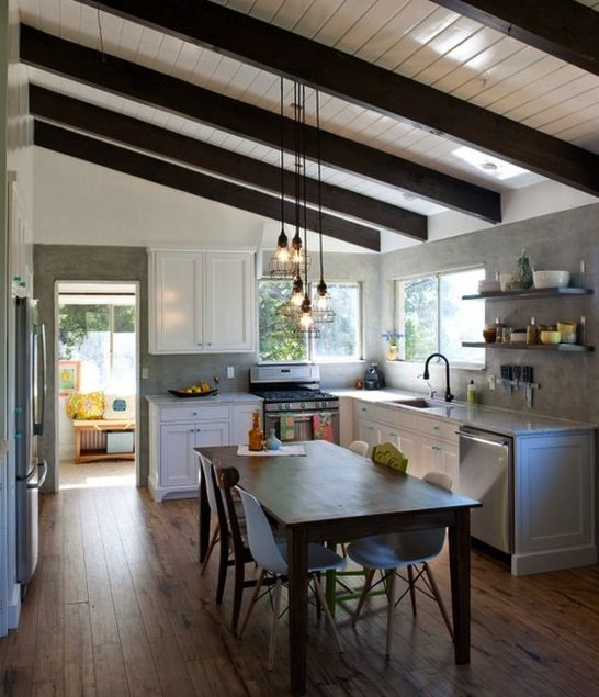 Best 25+ Vaulted Ceiling Lighting Ideas On Pinterest