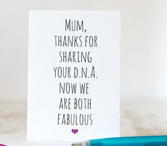 Mum, We Are Both Fabulous | Funny Mother's Day Card