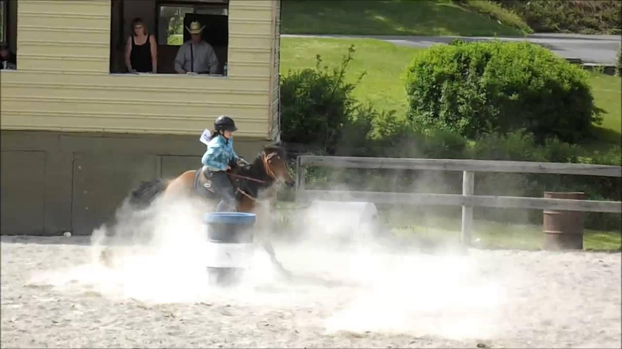 Cowgirls Don't Cry- Barrel Racing