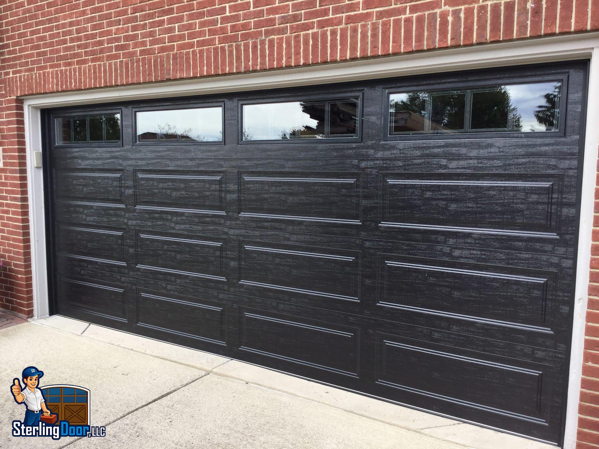 Clopay Classic Premium Series Garage Door Sterling Door Steel Garage Doors Garage Doors Solid Wood Doors