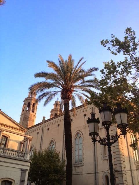 Cau Charmant: Sant Pere de Ribes, el encanto y la tranquilidad h...