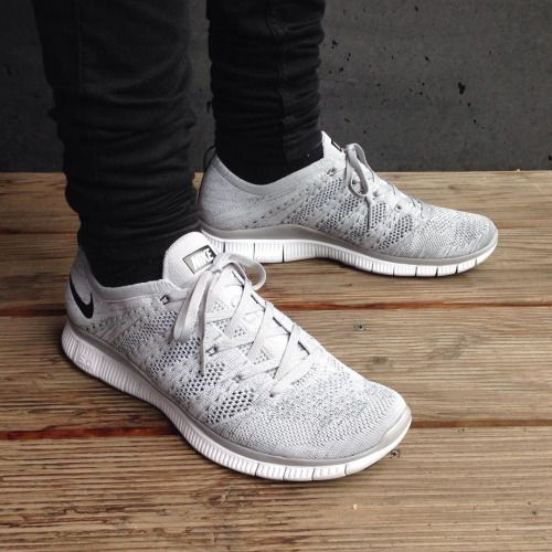 "new arrival d01d1 7bfc4 Nike Free Flyknit NSW ""Wolf Grey"""