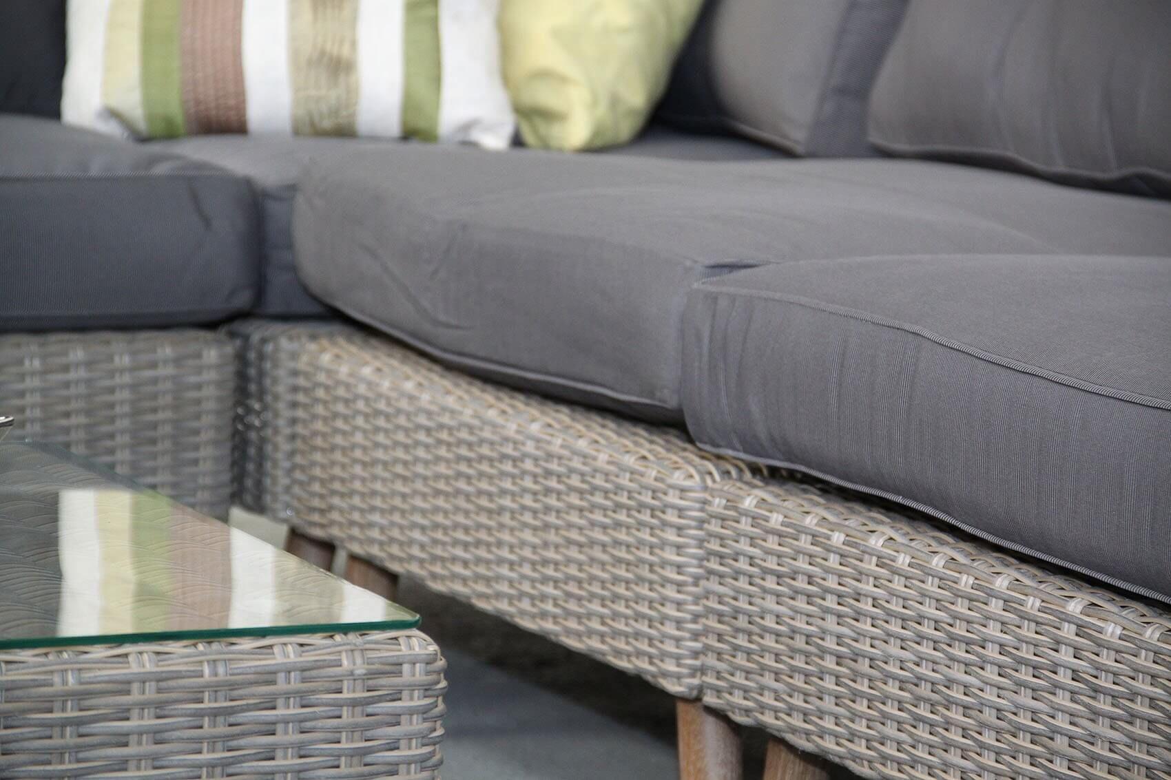 ARC 3 Half Moon Rattan Sofa Set Places to visit