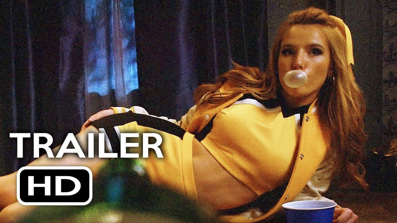 The Babysitter Official Trailer 1 (2017) Bella Thorne