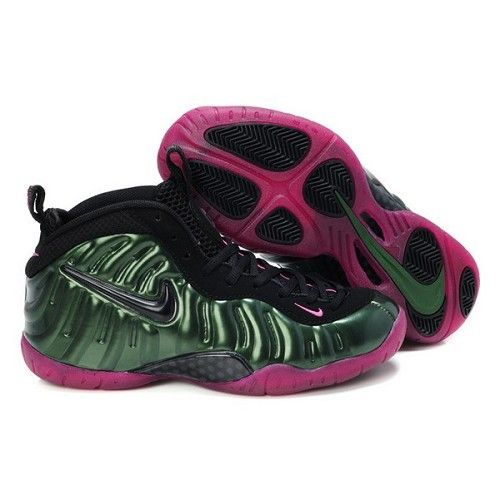 Buy Women Nike Air Foamposite Pro Pine Green Black Pink Cheap from Reliable  Women Nike Air Foamposite Pro Pine Green Black Pink Cheap suppliers.