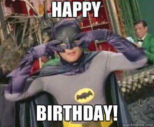 afba0c87745ab4933f4ec528a07bbfa0 batman happy birthday meme zap! bam! comic book panels
