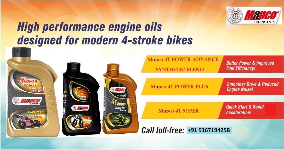 Mapco Lubricants Best Quality Lubricants Manufacturer In