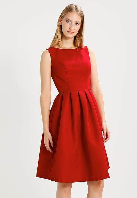 NOE - Cocktailkleid/festliches Kleid - red | Chi chi and Sweet dress